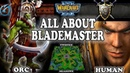 Grubby   Warcraft 3 TFT   1.30   ORC v HU on Twisted Meadows - All About Blademaster