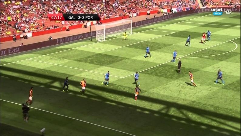 Galatasaray 1 - 0 Porto Emirates Cup (03.08.2013) 1080p HD (Smart Spor Gerçek HD Kalitesi)