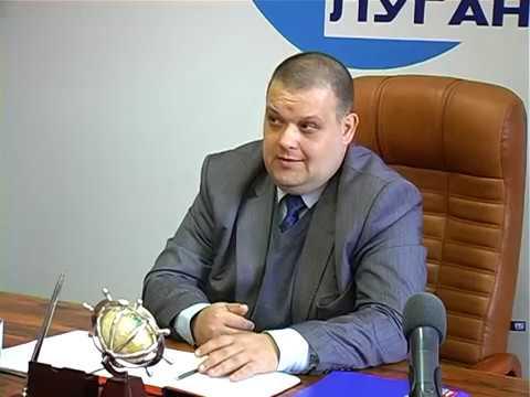 Рабочий визит первого заместителя министра образования и науки ЛНР Николаем Клипаковым