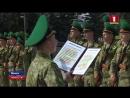 Курсанты-пограничники принесли присягу в Минске