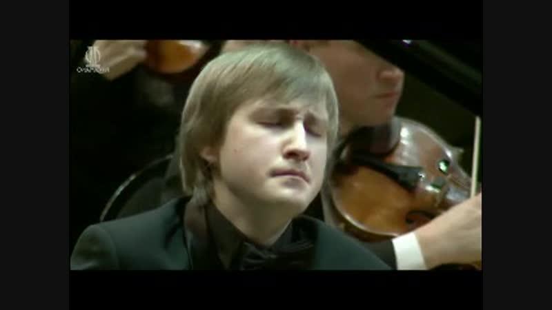 С. В. Рахманинов. Концерт для фортепиано с оркестром № 2, (Adagio sostenuto).Дмитрий Маслеев(фортепиано)