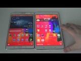 Первый взгляд на планшеты Samsung Galaxy Tab S 8.4 и 10.5
