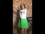 Записываем песню «КРЫМчик» с Елизаветой Куклишиной!