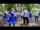 Танец Комарово 11 и 6 отряды 1 смена 2018 г ЗКО Карагайский
