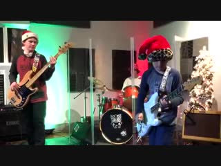 Christmas Surf Medley - We Three Kings The Little Drummer Boy - By Don't Tell Mom