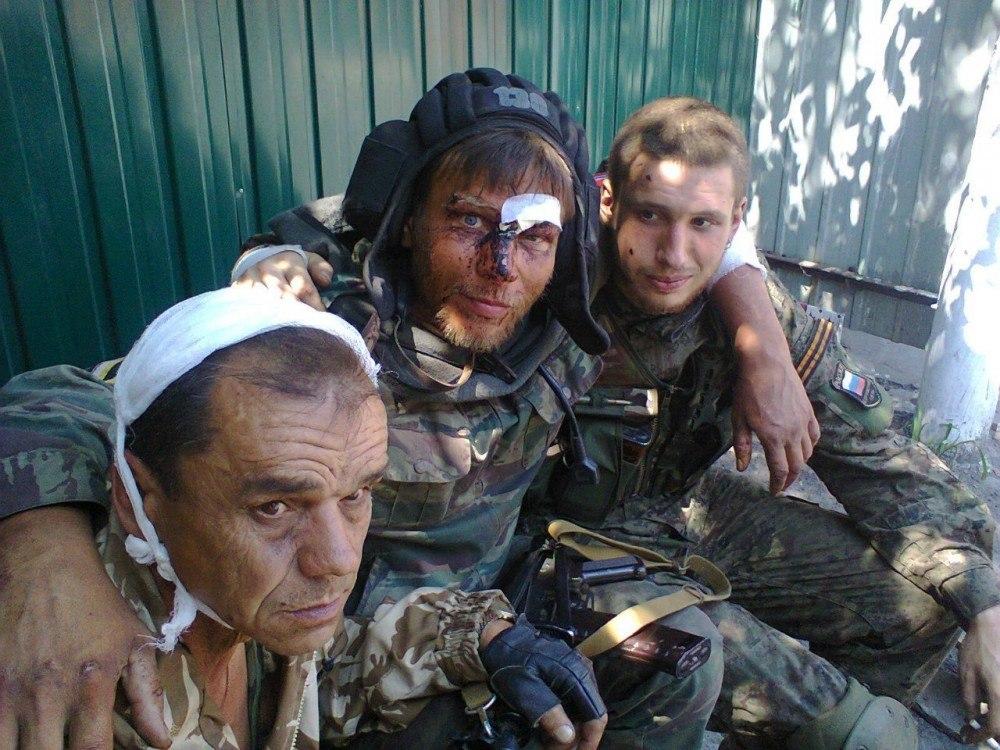 Террористы покинули Карловку, убегая от украинской армии - Цензор.НЕТ 1447