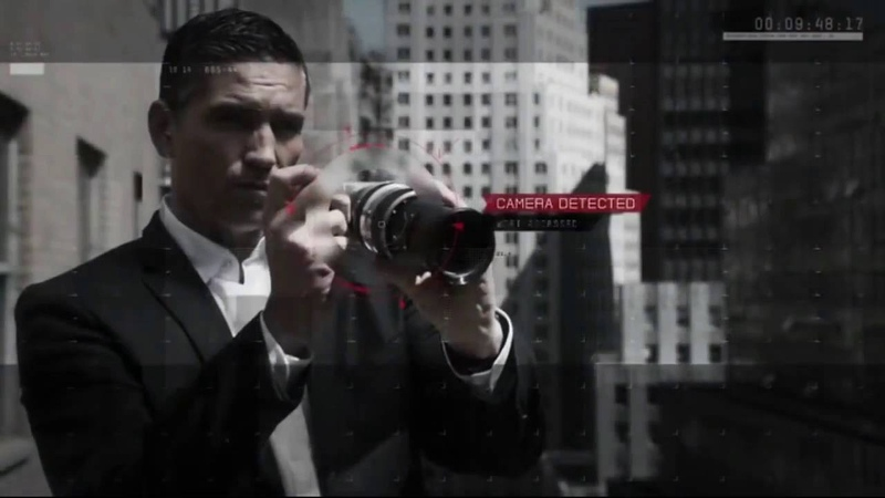 Person of Interest Opening Titles Seasons 1 - 5 Root Version