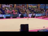 Александра Солдатова - обруч (многоборье) Этап Гран-При, Испания