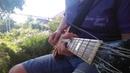 Сельский парень играет офигенный блюз /country guy plays awesome Blues