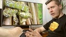 Acer ET430K 43 4K monitor unboxing and test run engsub