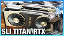 NVLink Titan RTX Benchmarks: Gaming Power Consumption