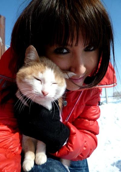 Арина Чернецова, 10 февраля 1993, Курган, id171381138
