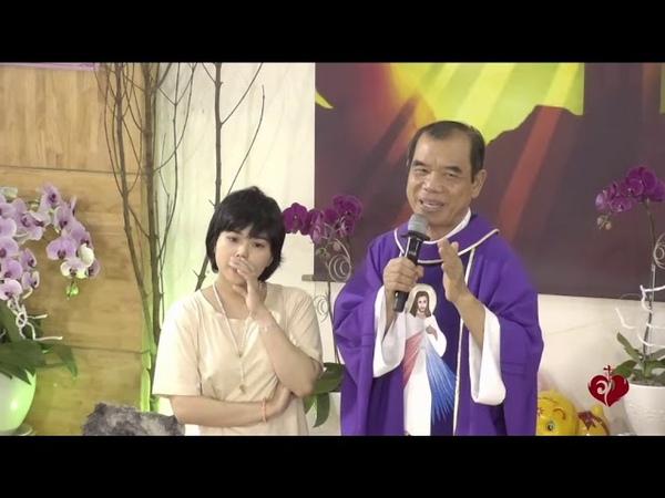 1 Chị Ở Đà Nẵng Bị Bệnh Ung Thư Vòm Họng Lên Làm Chứng Được Chúa Thương Xót Chữa Lành