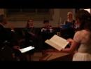 226 J. S. Bach - Der Geist hilft unser Schwachheit auf, BWV 226 - Tenet The Sebastians [Scott Metcalfe]