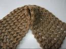 Howto Crochet Scarf Free Pattern diy ganchillo bufanda tutorial easy 3d step by step