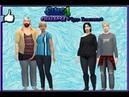 The sims 4 Челлендж Чудо Генетики Какие дети получились!?