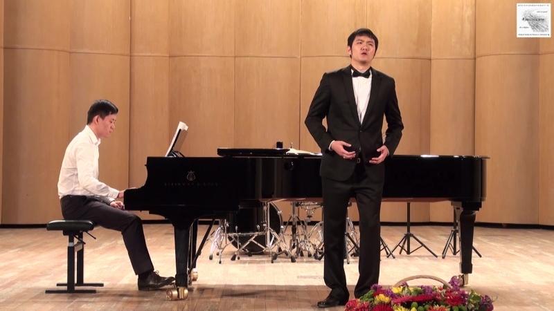 Дж Верди Ария Филлипа из оперы Дон Карлос исполняют Чансоль Канг Андрей Пак фортепиано