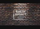 Первая пробная работа с зелёнкой | Sheih Airsoft