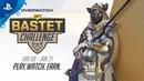 Overwatch - Ana Bastet Challenge | PS4