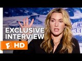 Kate Winslet Joins The Polar Bear Club - The Mountain Between Us (2017) Interview All Access