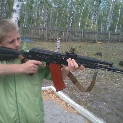 Сергей Овчинников, 16 июля 1998, Вольск, id174913548
