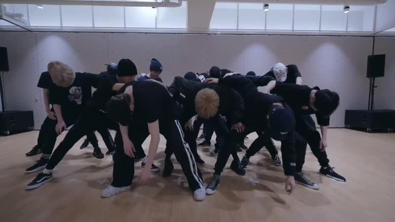NCT x BTS