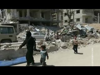 Журналисты из США не нашли в сирийской Думе свидетельств химической атаки