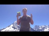 JBL announces his inclusion in WWE 2K14 from atop Mont Blanc (Official)