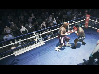 Mike Tyson vs Evander Holyfield 3 D