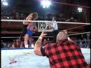 [WI]Hacksaw Jim Duggan vs. Shawn Michaels, IC Title Lumberjack Match (WWF 1993)Monday Night Raw, May 10th