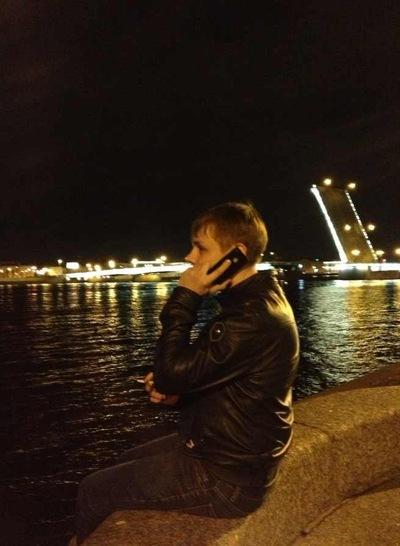 Андрей Гусаров, 24 апреля 1991, Санкт-Петербург, id1829156