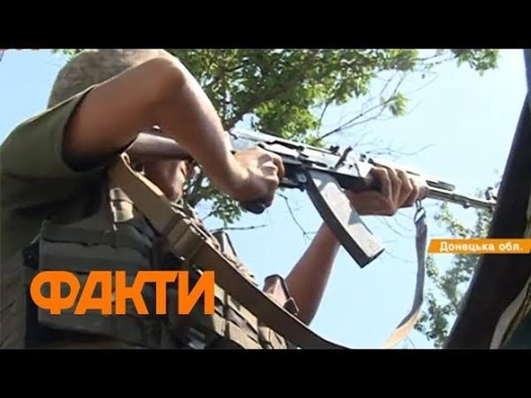 Украинские бойцы вблизи Майорска успокоили противника за 40 минут