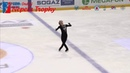 Серге́й Воронов Sergei VORONOV Ondrej Nepela Trophy 2018 Free Skate September 22 2018