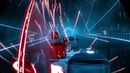 'Beat Saber' PSVR Balearic Pumping FAST NO ARROWS