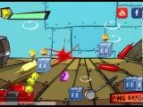 Игру Губка Боб Сырное приключение