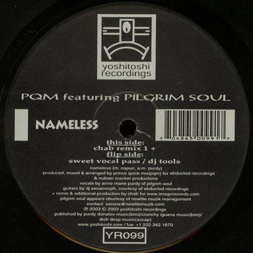 PQM альбом Nameless
