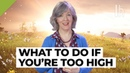 What To Do If You're Too High On Weed