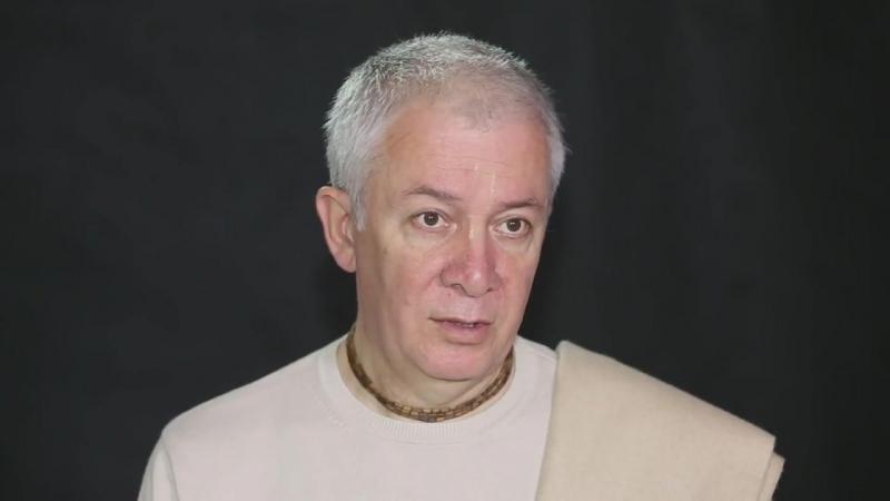 О бескорыстии и самоотдаче наставника Чайтанья Чандра Чаран прабху