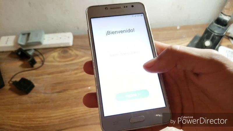 Como Quitar la cuenta de GOOGLE de un Samsung Grand Prime