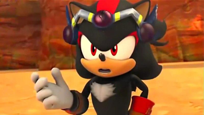 Sonic BOOM Shattered Crystal ALL CUTSCENES HD