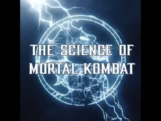 Now we've got some blood to blast - - The Science of Mortal Kombat
