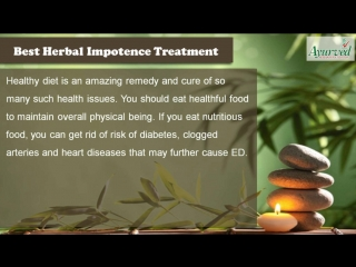 How to Improve Erection Strength with Best Herbal Impotence Treatment?
