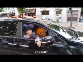[Fancam] 180817 VIXX Leo after KBS Music Bank