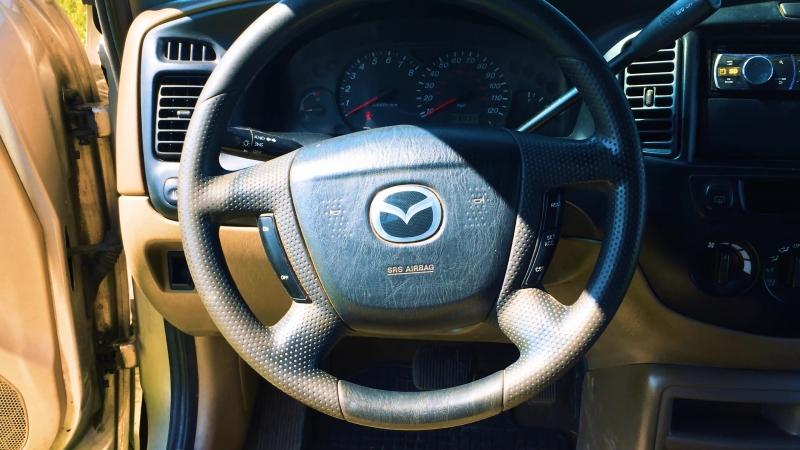 Mazda Tribute 3.0 v6 AT 2000my. Sale =)