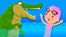 Learn English for Kids \ Swim Class \ Vocabulary Cards for Kids