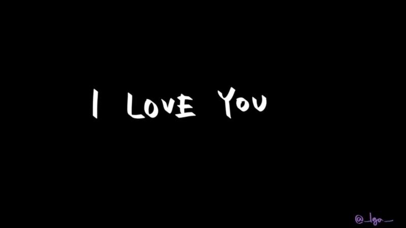 I LOVE YOU 아이콘 바비 사랑해