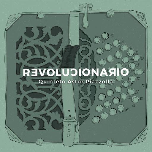 Астор Пьяццолла альбом Revolucionario