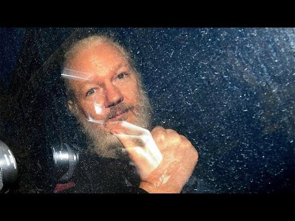 Что грозит Джулиану Ассанжу после ареста в Лондоне Ньюзток RTVI