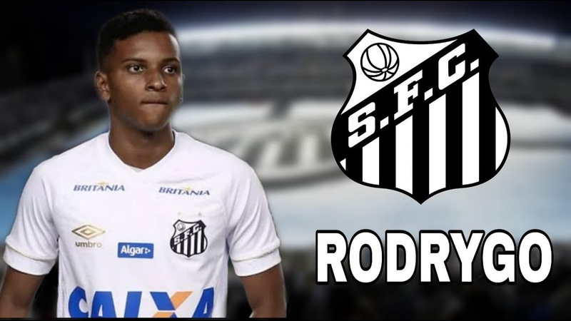 RODRYGO GOES ● SANTOS ● MAGIC SKILLS , GOALS AND ASSISTS - HD