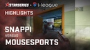 Highlights: Snappi vs mousesports | StarSeries i-League CS:GO Season 6